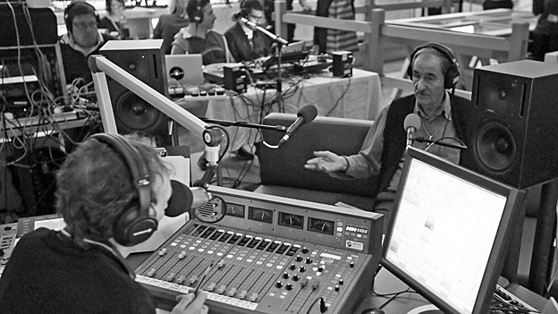 Radio broadcast recordings - The British Library