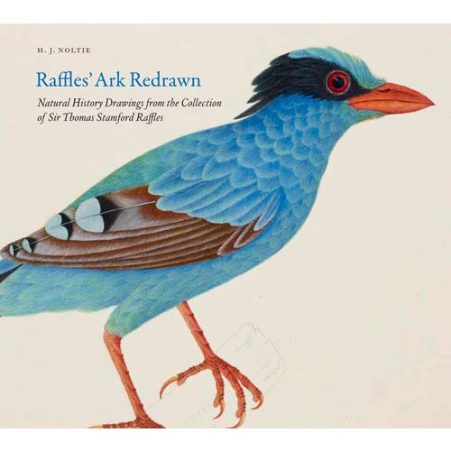 Raffle's Ark Redrawn book