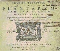 Icones stirpium