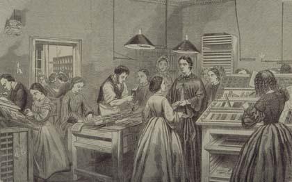 Womans pleasure in the 19th century literature