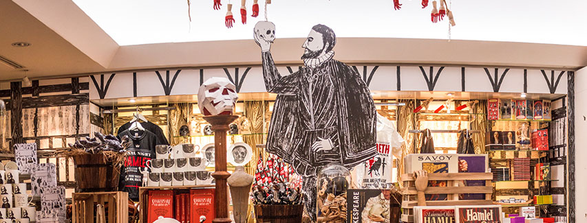 London Shakespeare Shop range