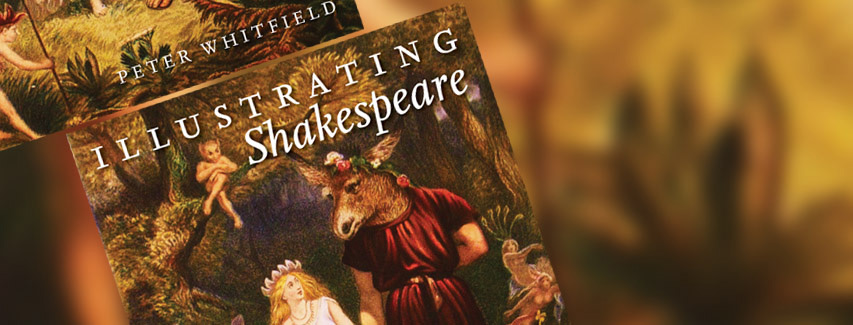 Illustrating Shakespeare (cover)