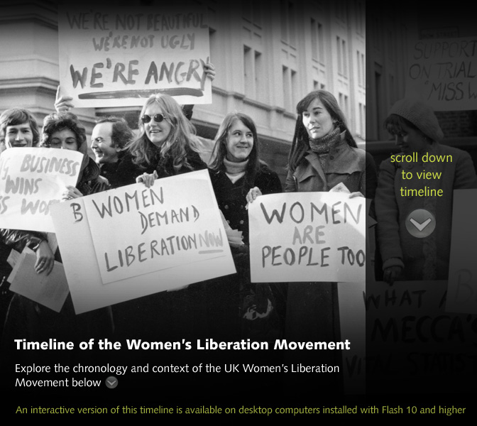 Essay on the Women's Liberation Movement