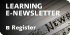 Subscribe to our Learning e-newsletter