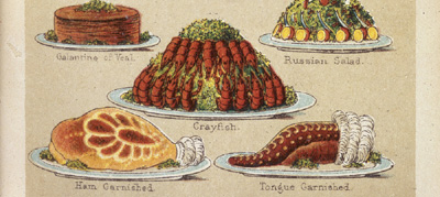 Food in the 1800s england food books for cooks forumfinder Images