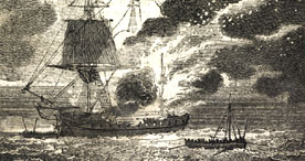 1824 - Sir Stamford Raffles: the wreck of the Fame