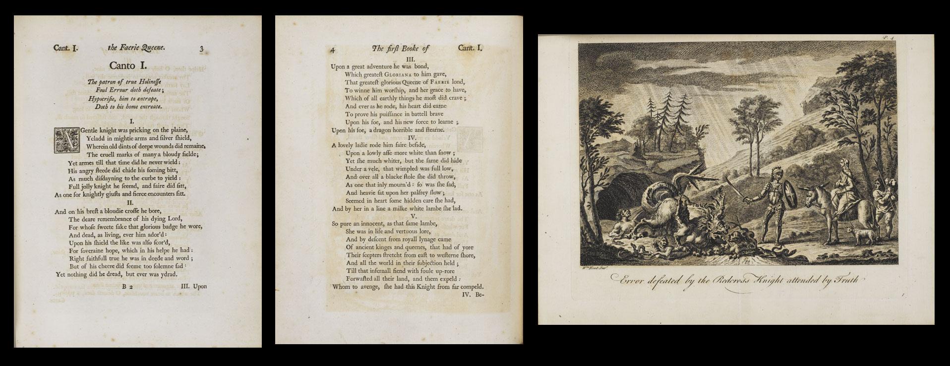 Essay on spensers poem faerie queene