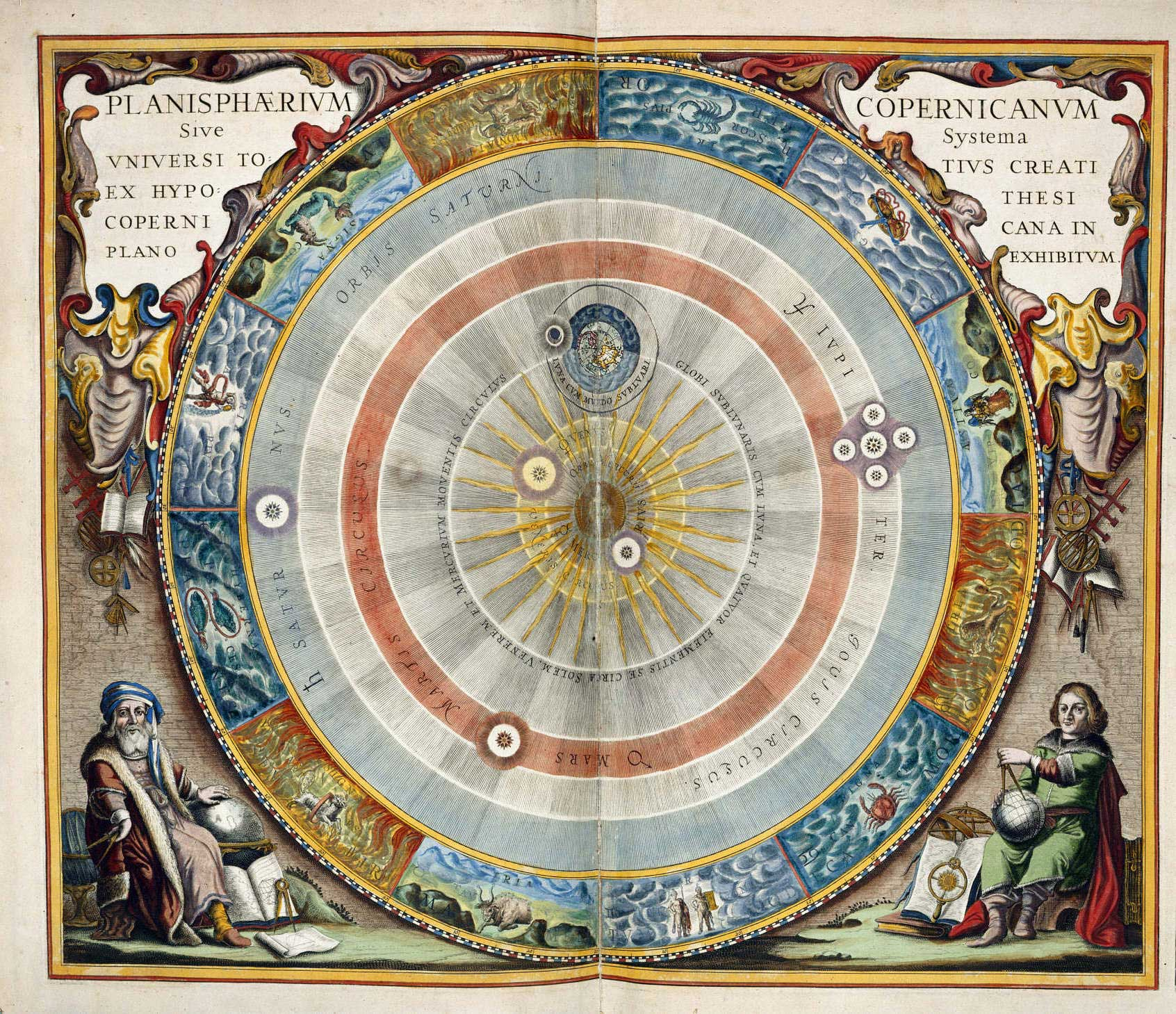 Alexander pope and the systems of the universe