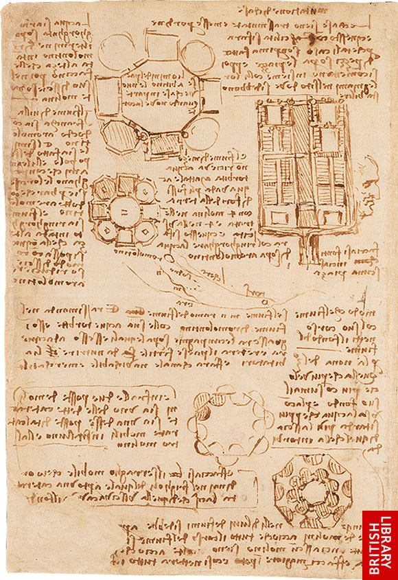 turning the pages accessible version leonardo notebook pages 23