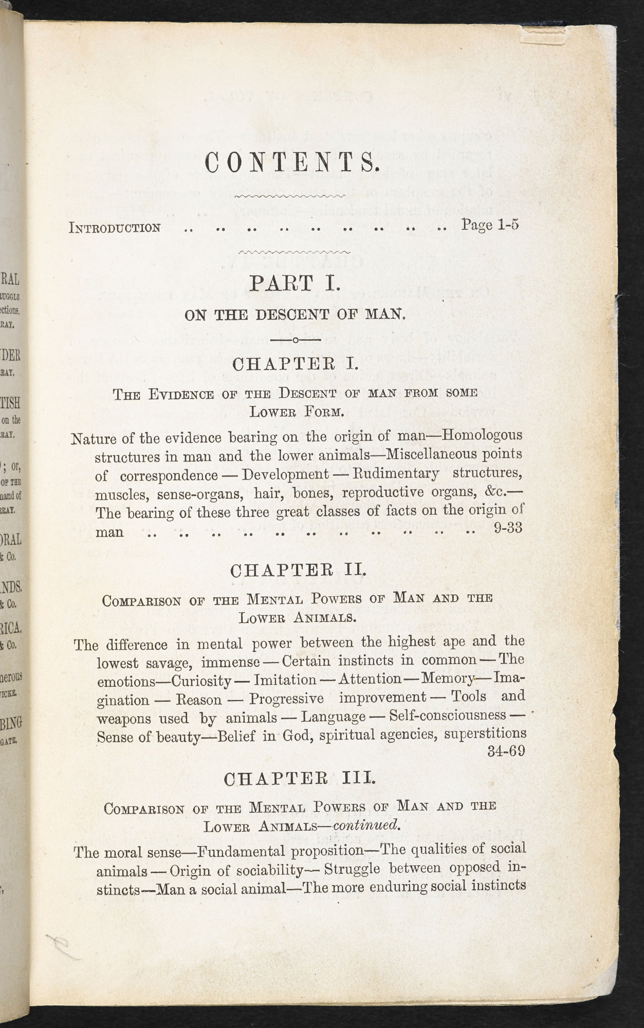 essays written by charles darwin Free charles darwin papers, essays, and research papers.