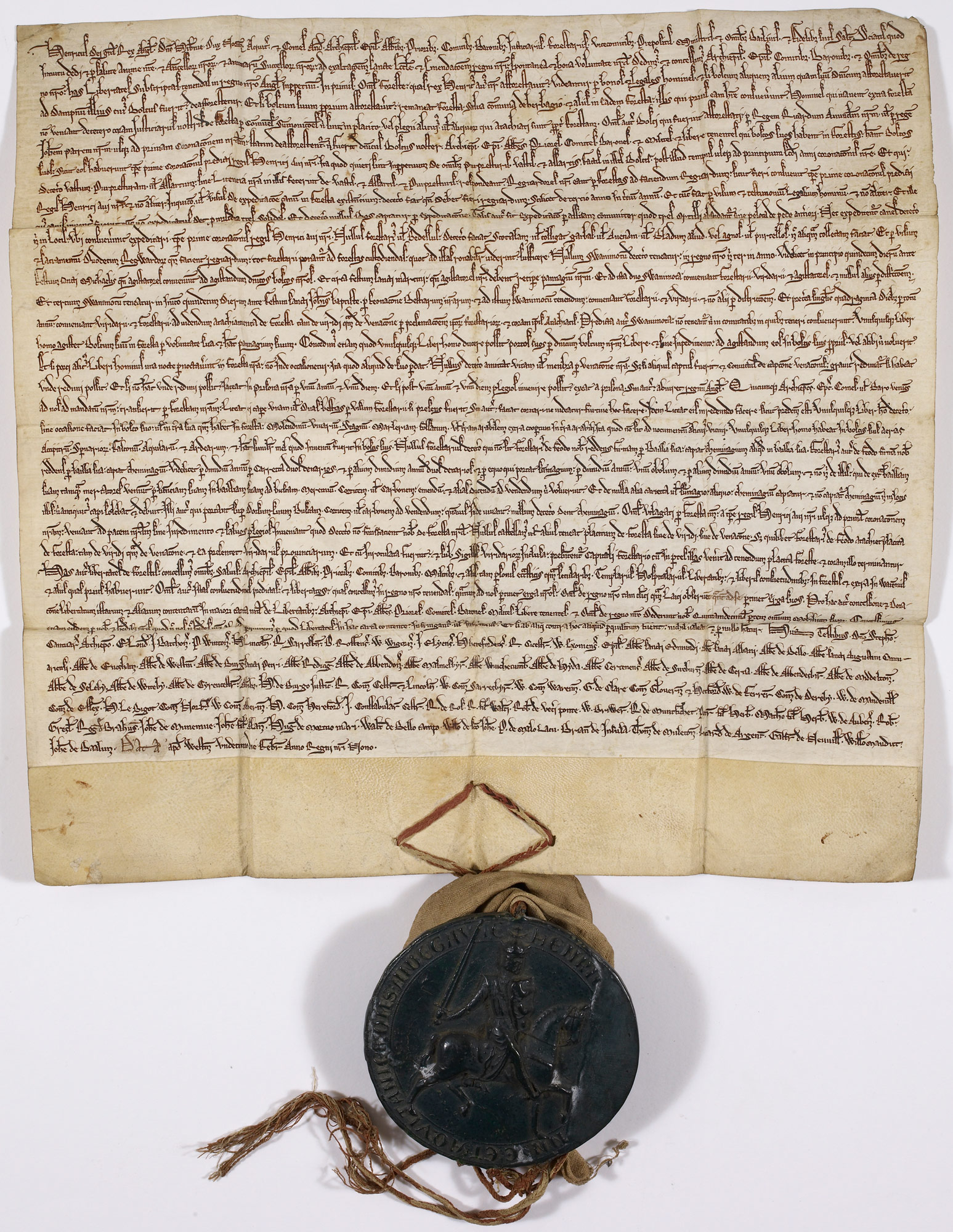 The Forest Charter of 1225
