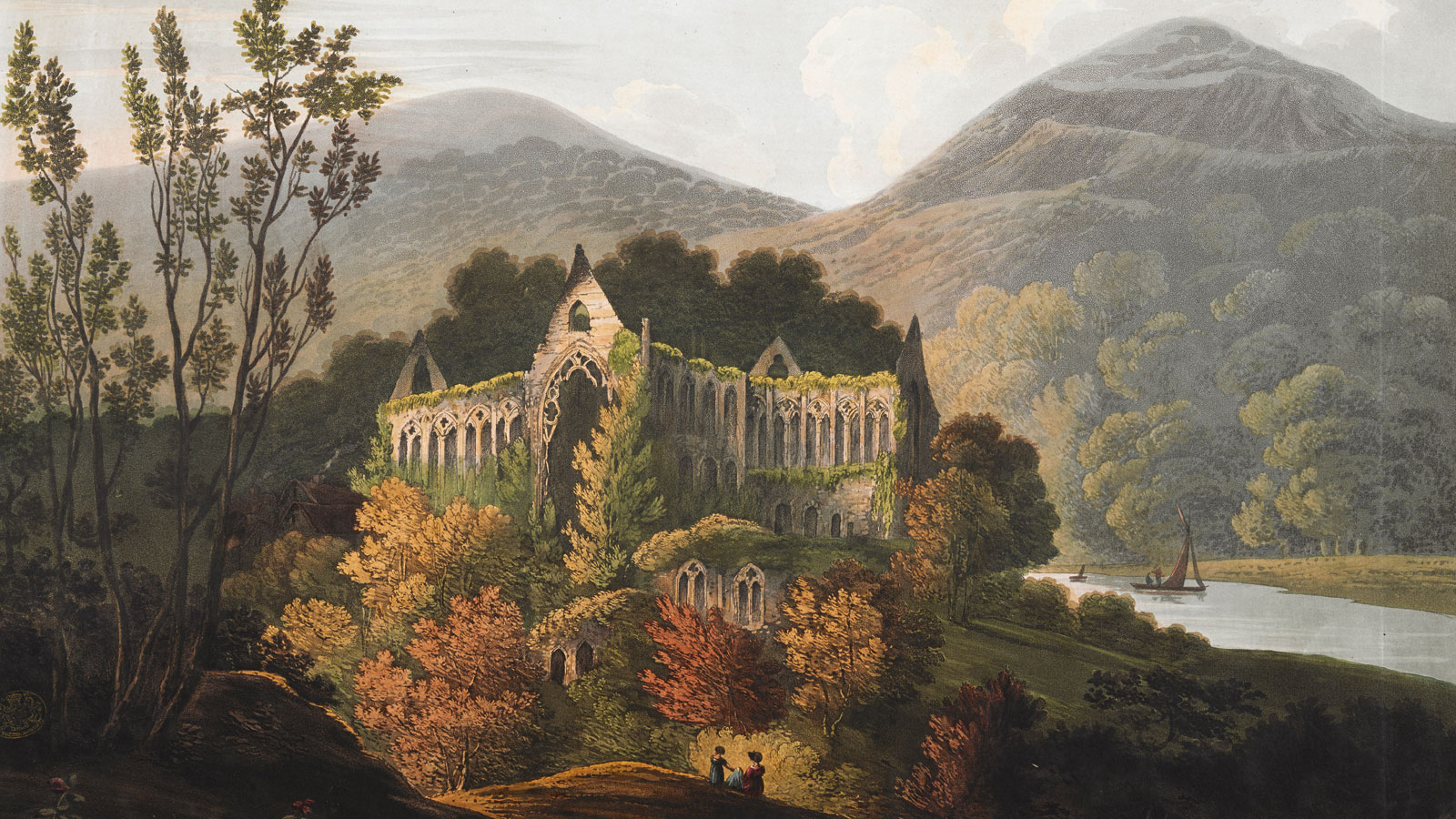 a poem analysis of tintern abby by william wordsworth