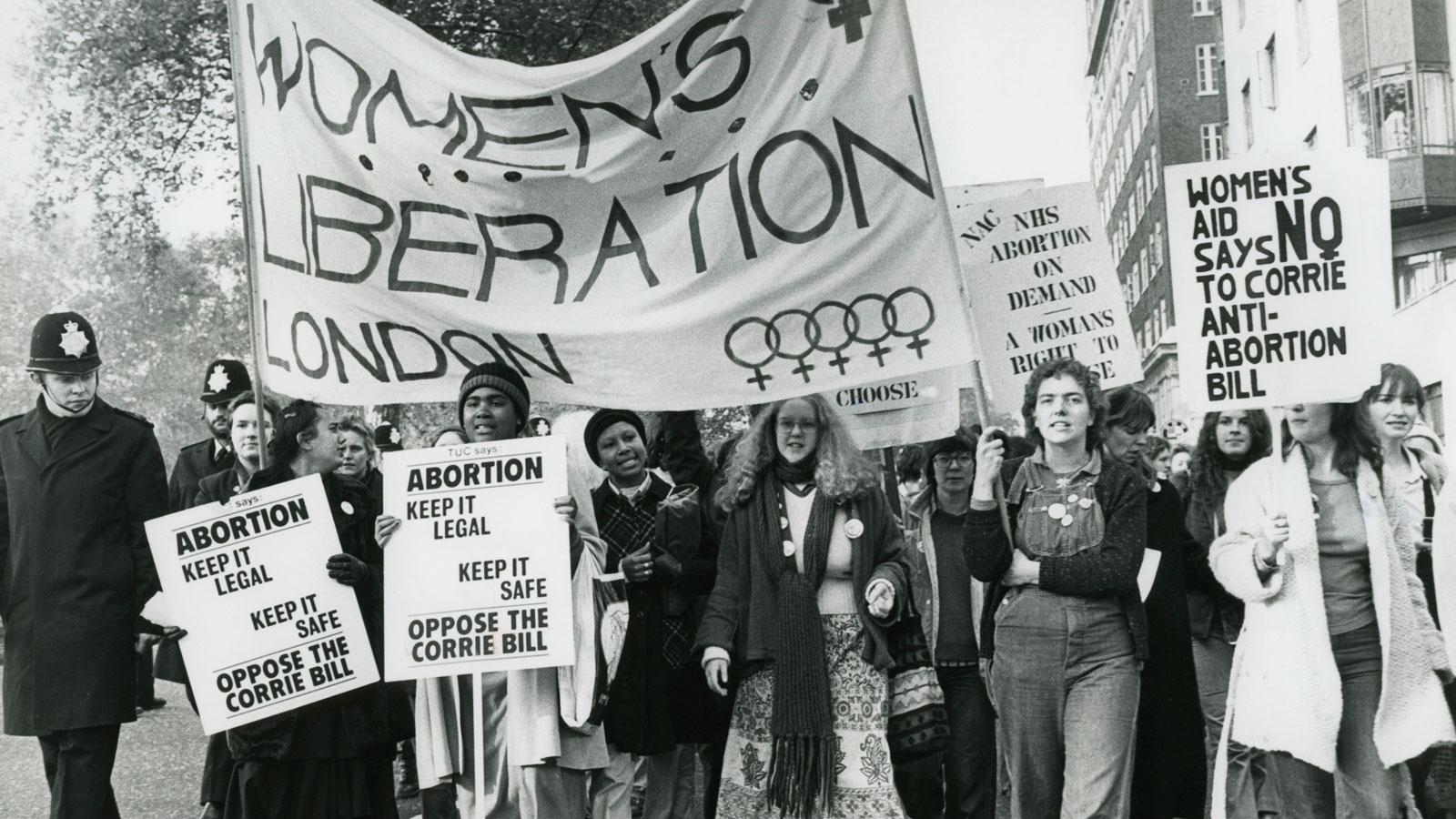 women liberation movement 1960 essay