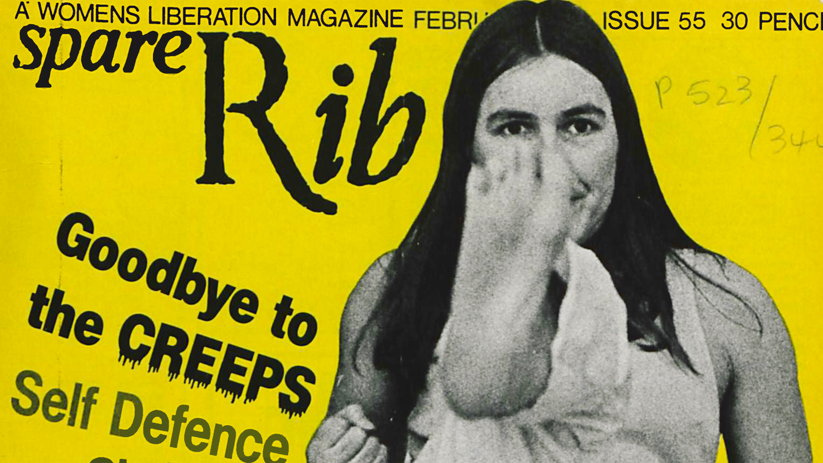Spare Rib and the underground press
