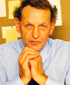 Joseph Farman in his office, late 1980s