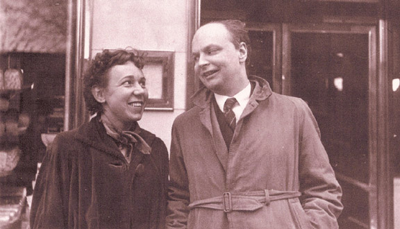 Mary Lee and Conway Berners-Lee, 1954