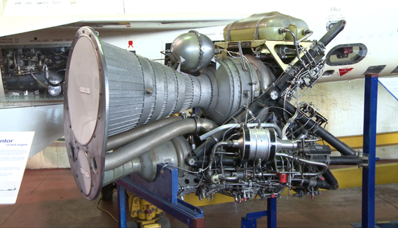Stentor rocket engine