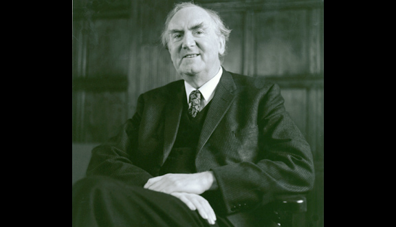 Alan Cottrell as Master of Jesus College