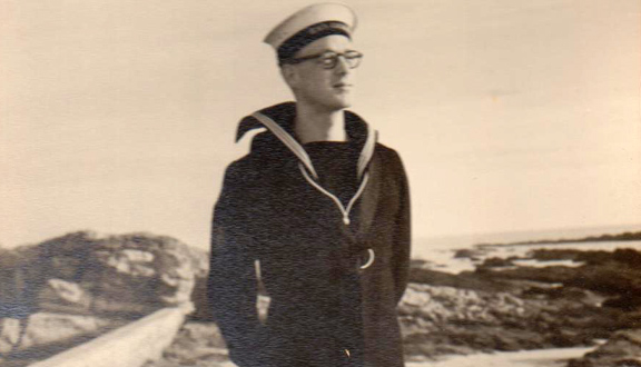 Tony Hoare on National Service at Joint Services Language School, Crail, Scotland, 1956