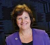 Professor Dame Ann Dowling, 2006.  Photo: University of Cambridge under licence CC BY-NC-SA 3.0