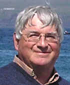 Bob Dickson in the Faroes, 2006