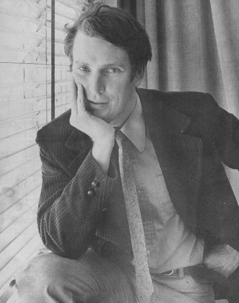David Davies in 1973 when he was appointed Editor of 'Nature'