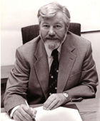 Ron Bridle as Chief Highway Engineer, 1977