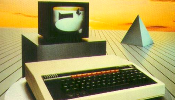 BBC Microcomputer marketing picture