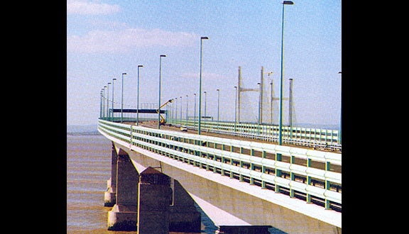 The Second Severn Crossing, 1996